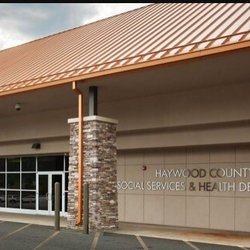 Haywood County Health Department Public Services Government