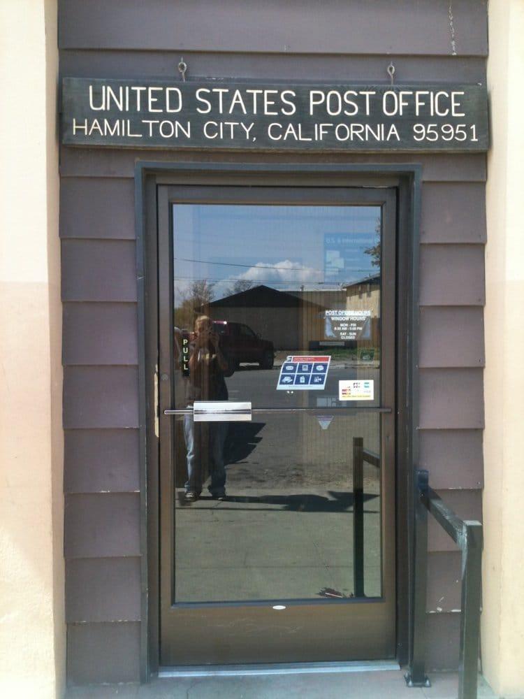 United States Government: 201 Main St, Hamilton City, CA