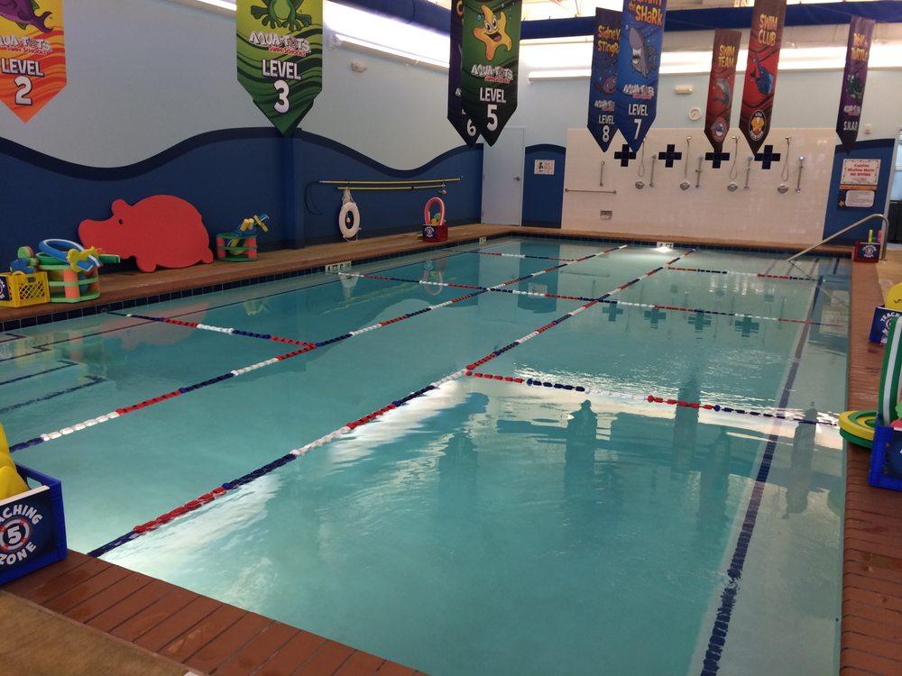 Aqua-Tots Swim Schools Pearland: 3145 Silverlake Village Dr, Pearland, TX