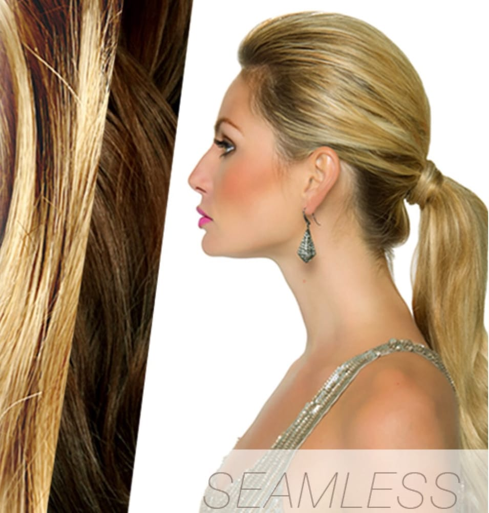 Ron King Invisi Tab Hair Extensions Cost Hairstly