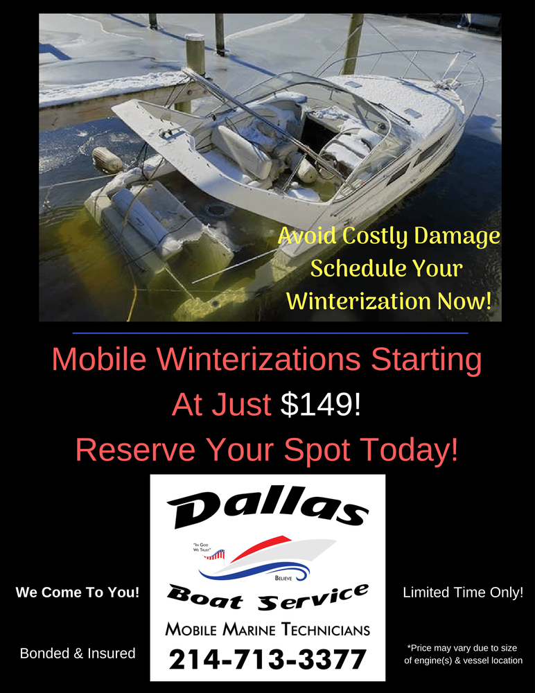Dallas Boat Service