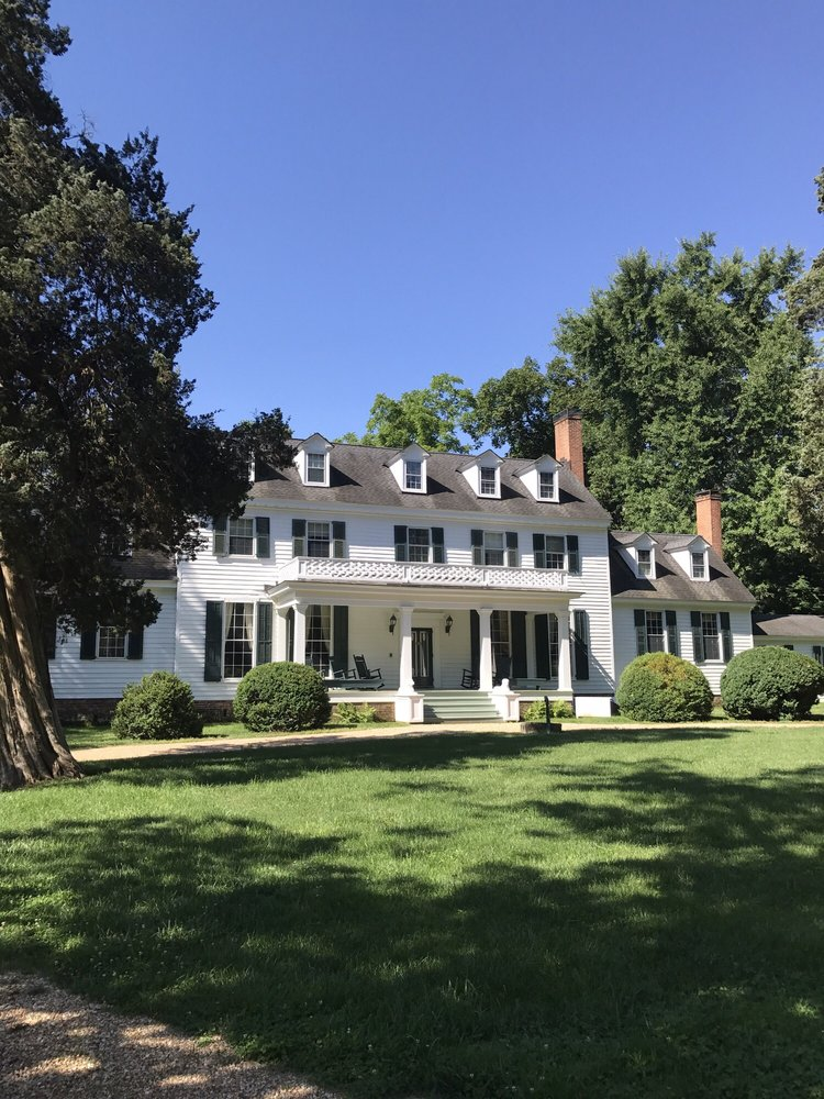Sherwood Forest: 14501 John Tyler Memorial Hwy, Charles City, VA