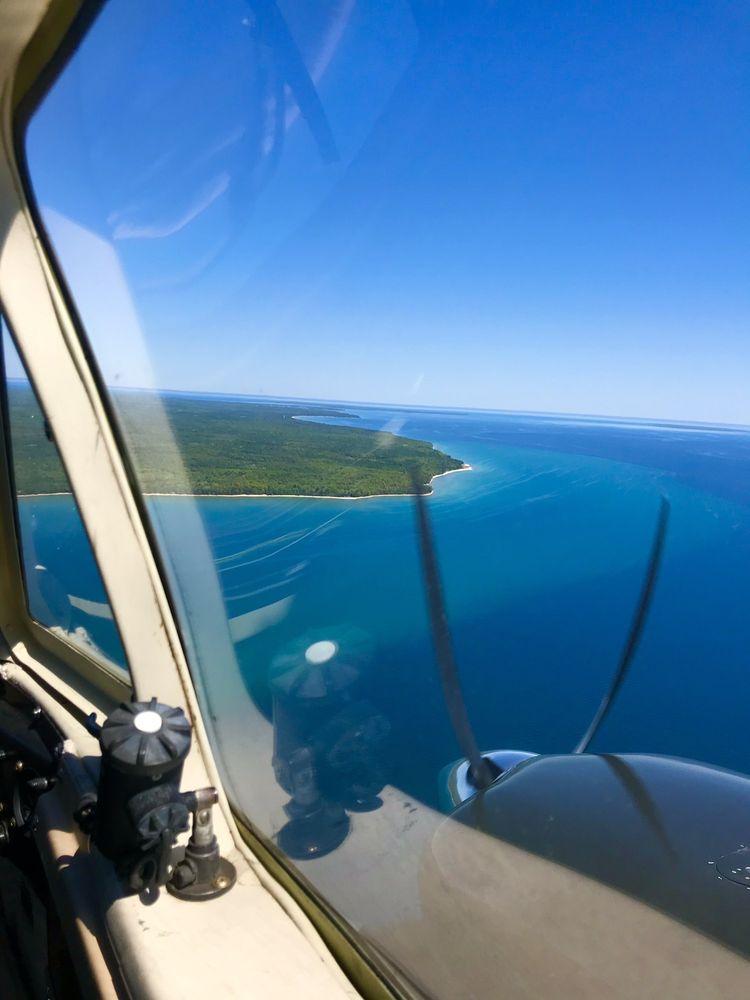 Fresh Air Aviation: 6918 Old Norwood Rd, Charlevoix, MI