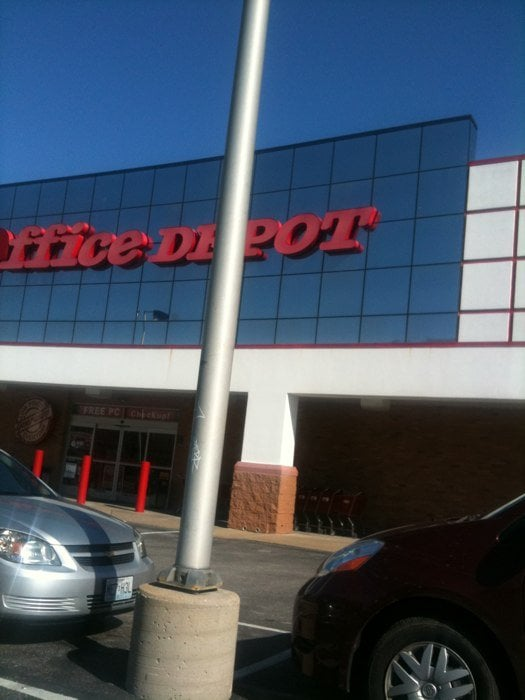 Office Depot: 1024 S Big Bend Blvd, Saint Louis, MO