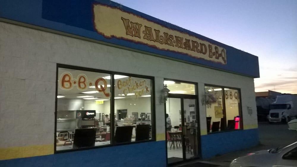 Tim's Walk Hard BBQ: 305 Industrial Blvd, Leesburg, AL