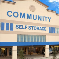 Photo Of Community Self Storage Cypress Tx United States