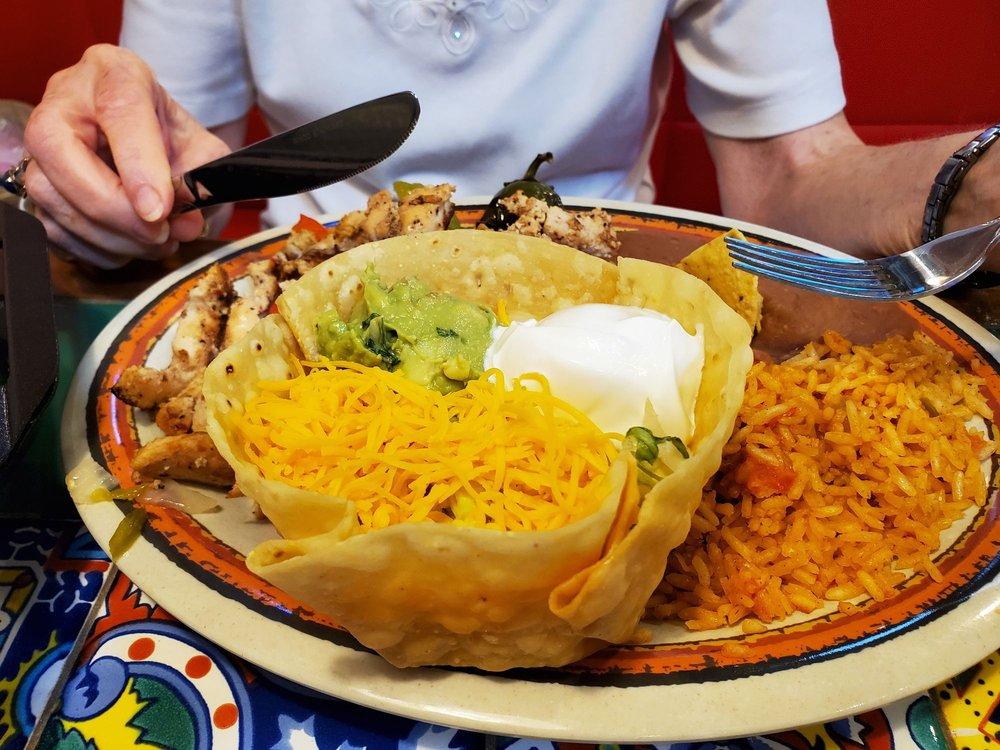 Rosa's Café & Tortilla Factory: 865 W Stacy Rd, Allen, TX