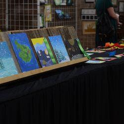 Fred oldfield western heritage art center kunstkurse for Spring craft shows near me
