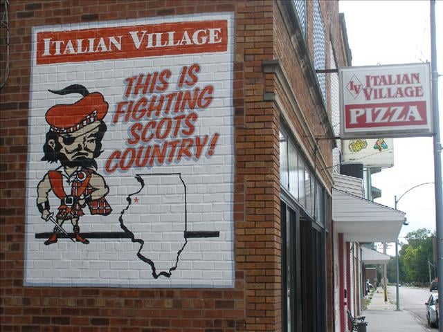 Italian Village: 111 W 1st Ave, Monmouth, IL