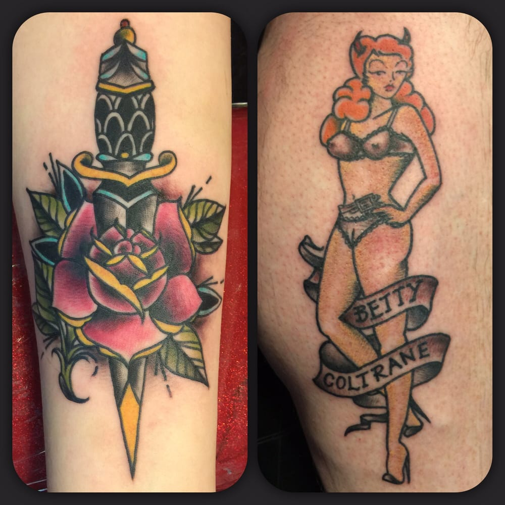 By mike mook yelp for Tenth street tattoo