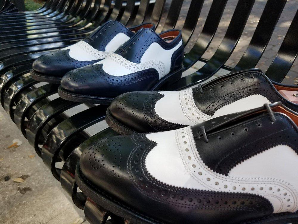 Mr Herman Baker's Shoe Shine Service: 346 S Park Ave, Winter Park, FL