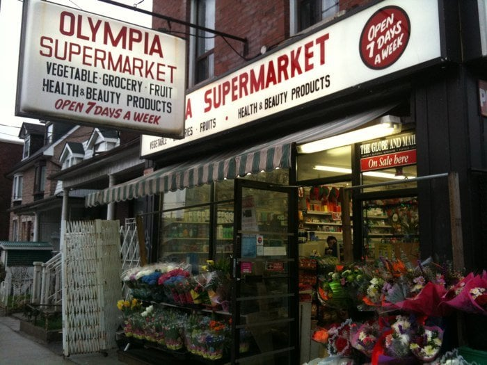 Olympia Supermarket