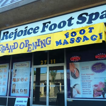 california business jose lucky foot relaxation