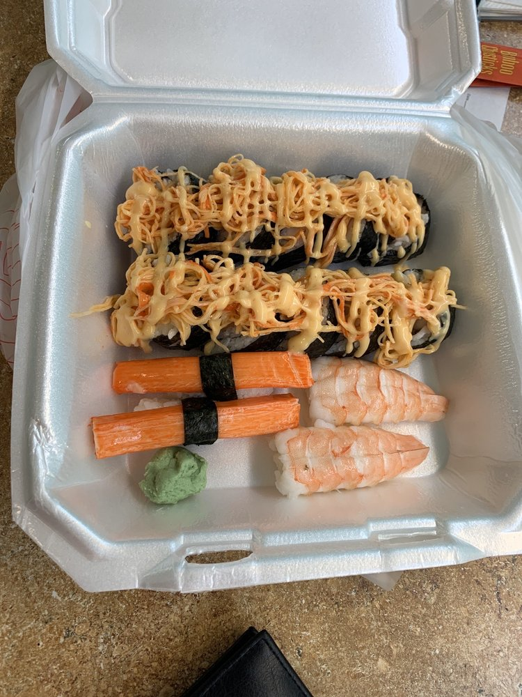 Blossom Sushi: 317 Cumberland Ave, Barbourville, KY
