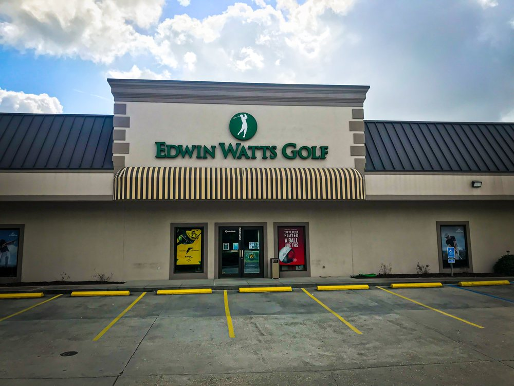 Edwin Watts Golf: 5235 S Sherwood Forest Blvd, Baton Rouge, LA