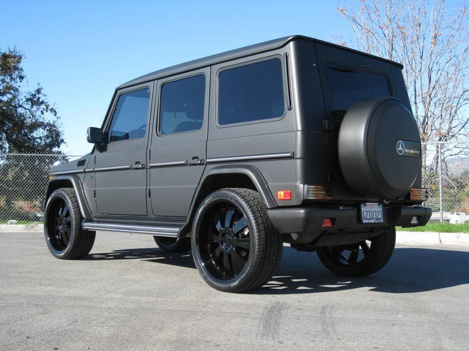 Matte Black G Wagon Yelp