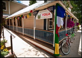 Yoga For the Peaceful: 326 Elk Ave, Crested Butte, CO