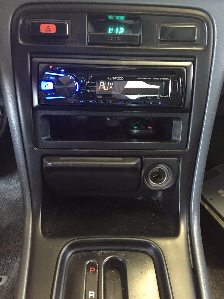 Kenwood Bluetooth Radio Install On A 1996 Honda Accord