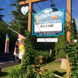 shorelands guest resort and cottages guest houses rte 9 rh yelp com Shoreland Inc Lake Shoreland