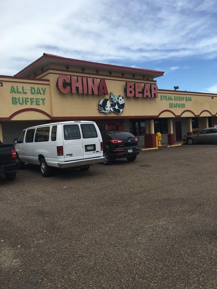 China Bear Restaurant Corpus Christi Tx