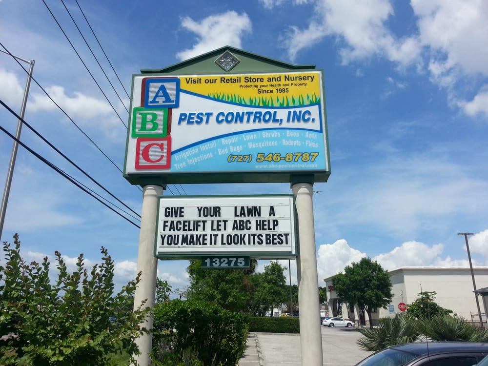 ABC Pest Control: 13275 66th St N, Largo, FL