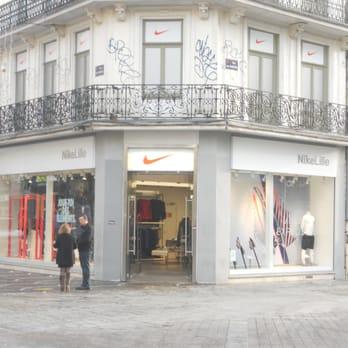 boutiques nike belgique