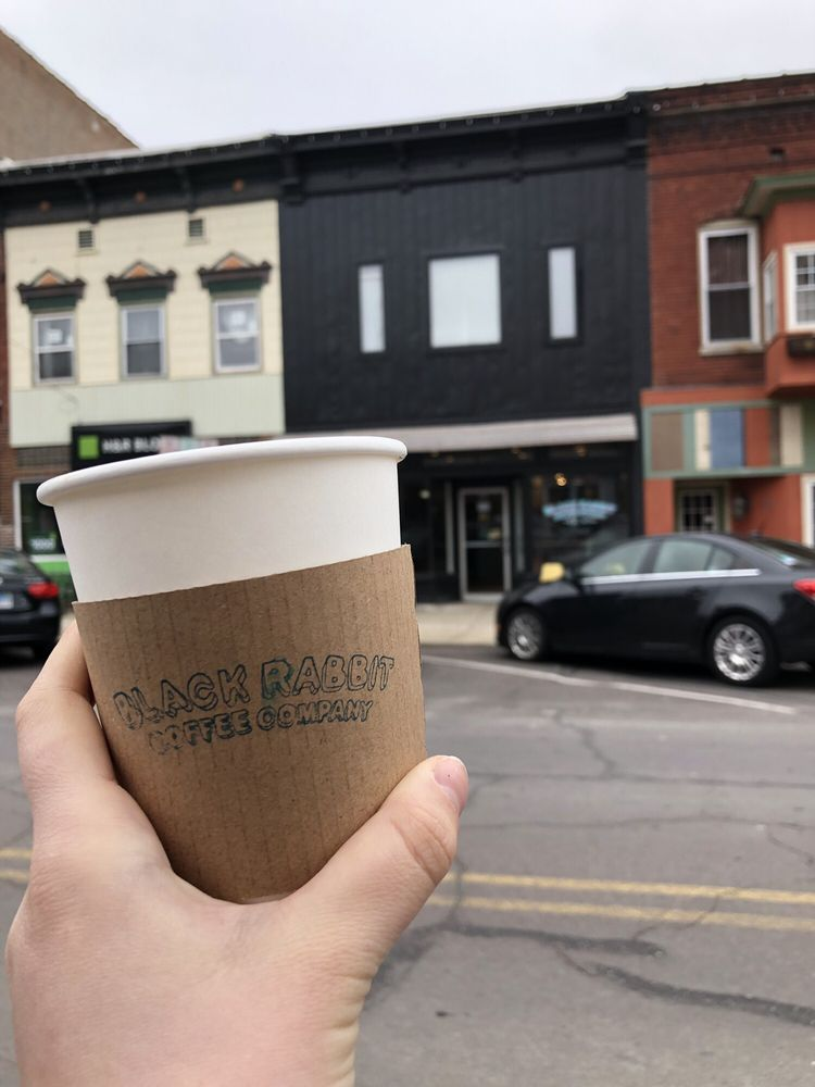 Black Rabbit Coffee: 313 S Main St, Hillsboro, IL