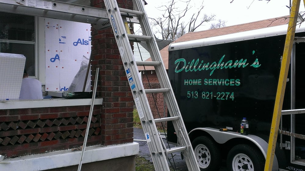 Dillingham's Windows & Home Services: 8711 Reading Rd, Cincinnati, OH