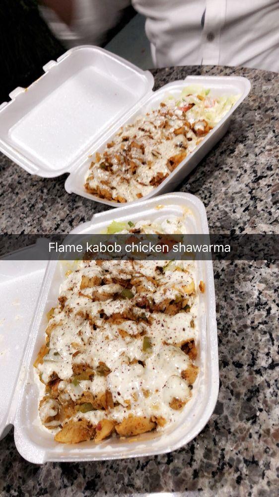 Flame Kabob House: 418 Gwinnett Dr, Lawrenceville, GA