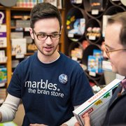 Marbles The Brain Store CLOSED Toy Stores Dulaney - Marbles the brain store us map