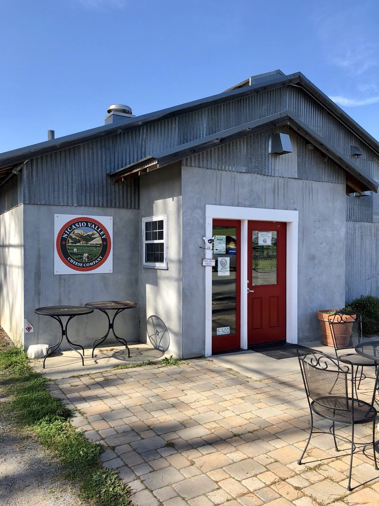 Nicasio Valley Cheese Company: 5300 Nicasio Valley Rd, Nicasio, CA