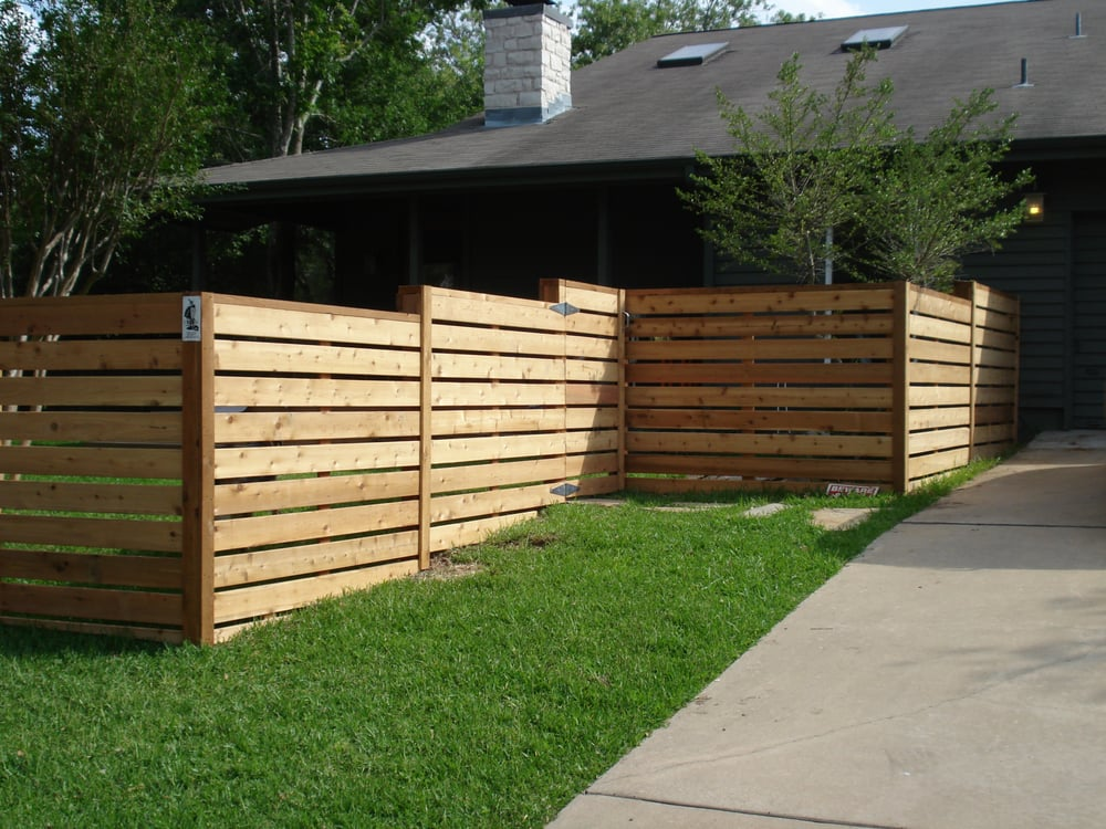 Build Paddock Fence With Metal Gate