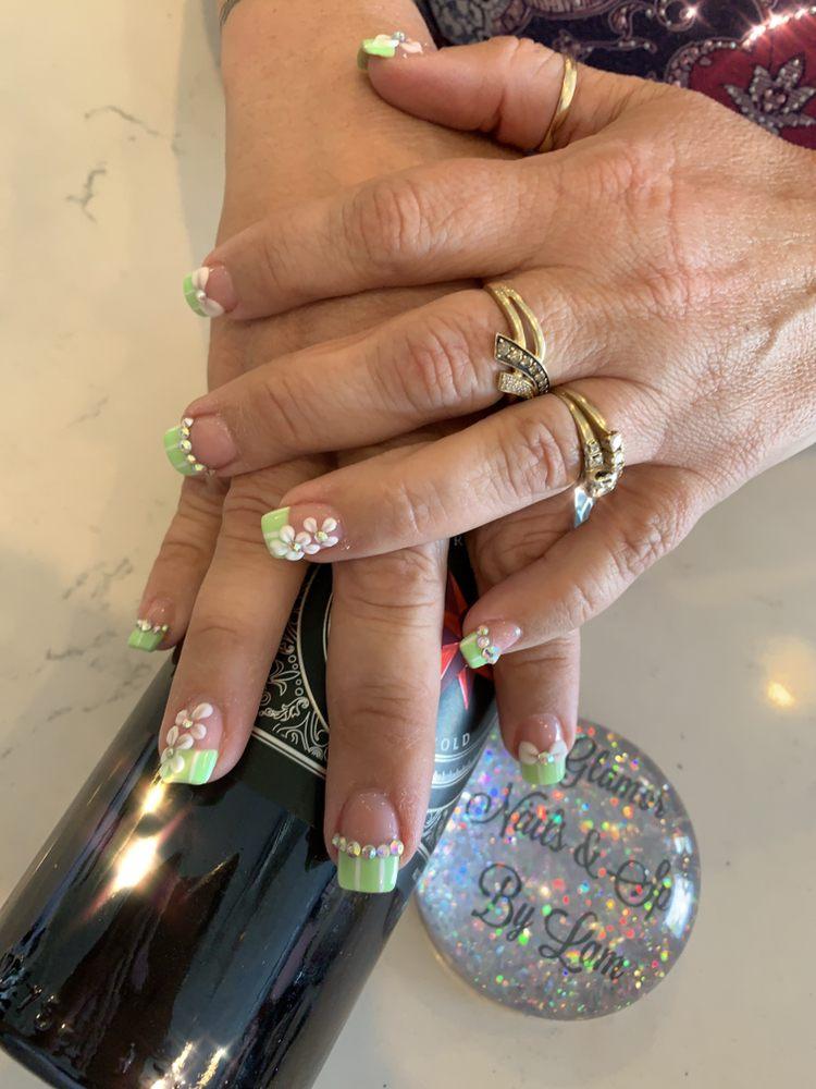 Glamor Nails & Spas: 4830 N Litchfield Rd, Litchfield Park, AZ