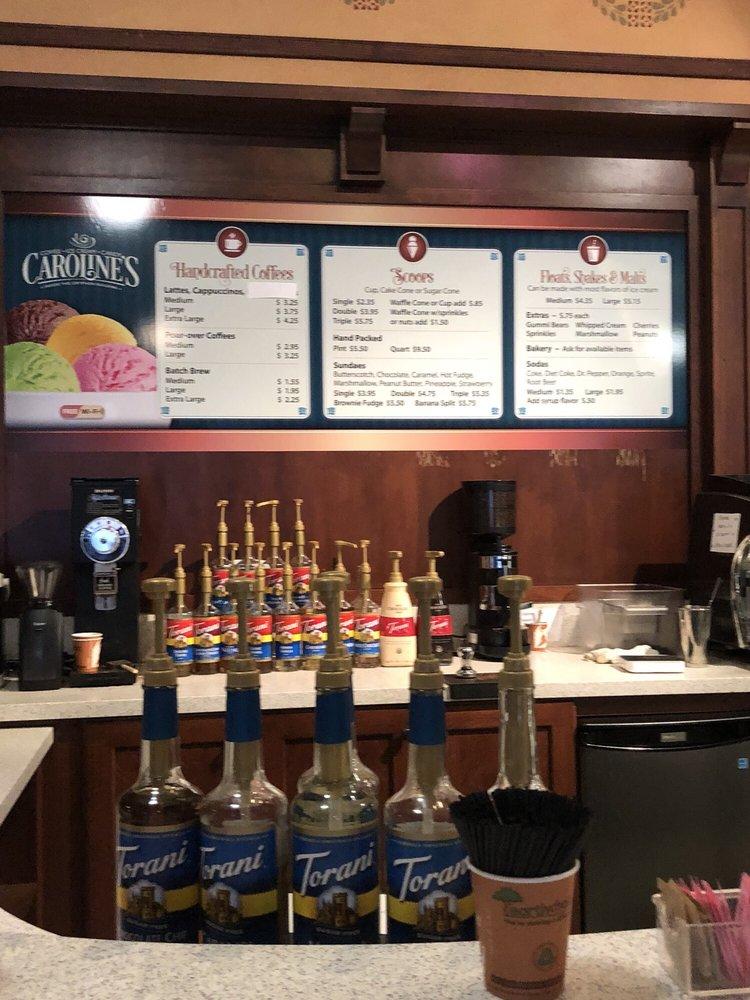 Sweet Caroline's Cream & Coffee: 1027 S Main St, Joplin, MO