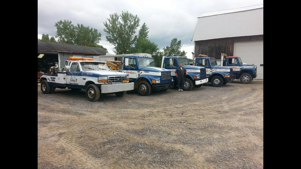 Smokey's Towing & Recovery: 1760 W Ave, Marilla, NY