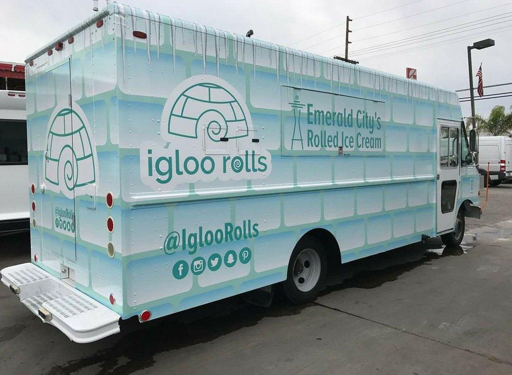 Ok Food Truck Seattle