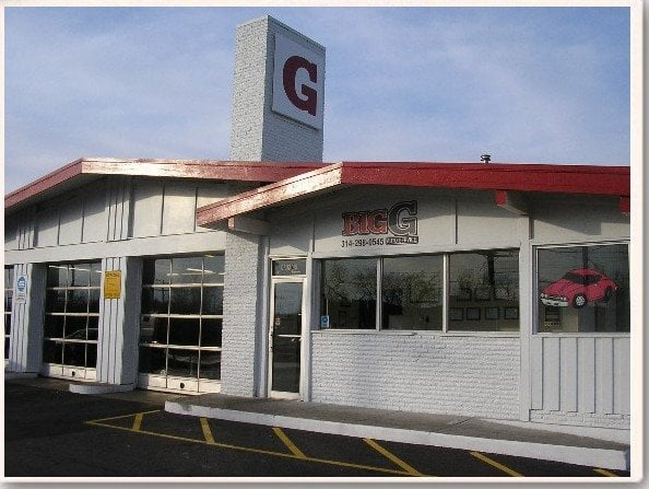 Big G Auto Service: 12401 Natural Bridge Rd, Bridgeton, MO