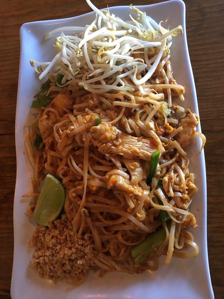 Thai Food Delivery Houston Tx