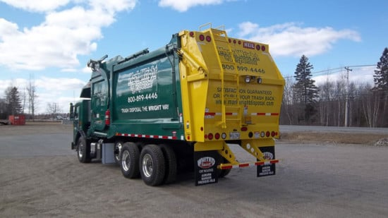 Mark Wright Disposal Recycling Center Columbia Me