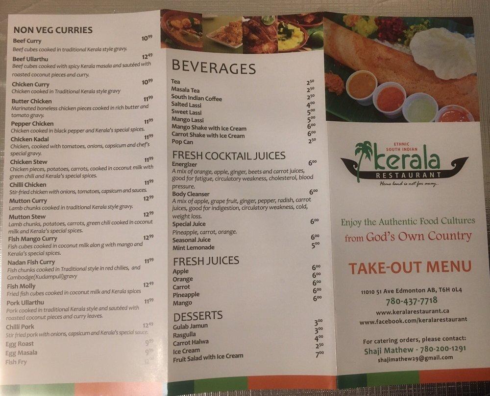 Kerala Restaurant - 32 Photos & 11 Reviews - Indian - 11010
