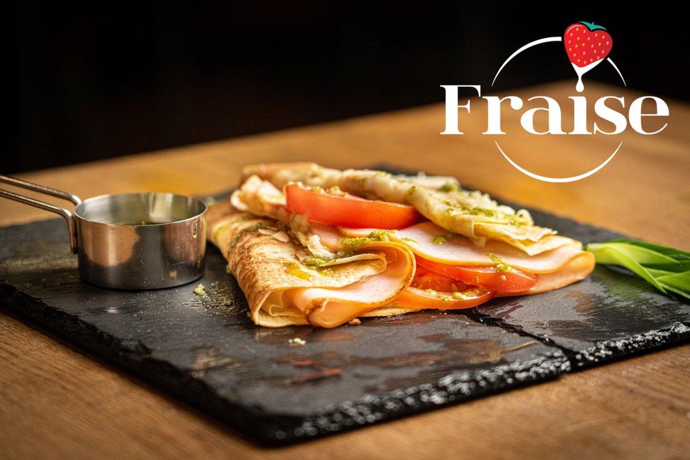 Fraise Cafe: 2504 East Chapman Ave, Fullerton, CA