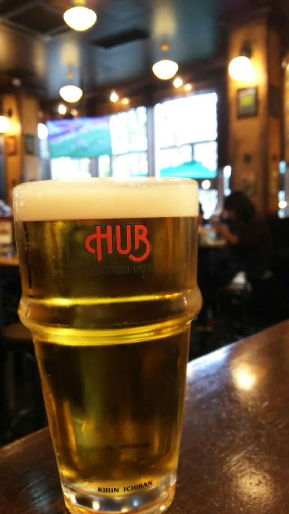 HUB Tokyo Dome City LaQua branch