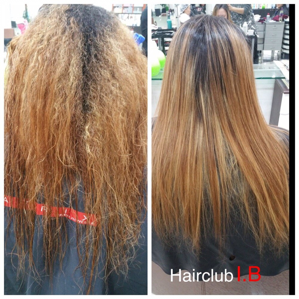 Hairclubib Hairib Brazilian Keratin Treatment Japanese