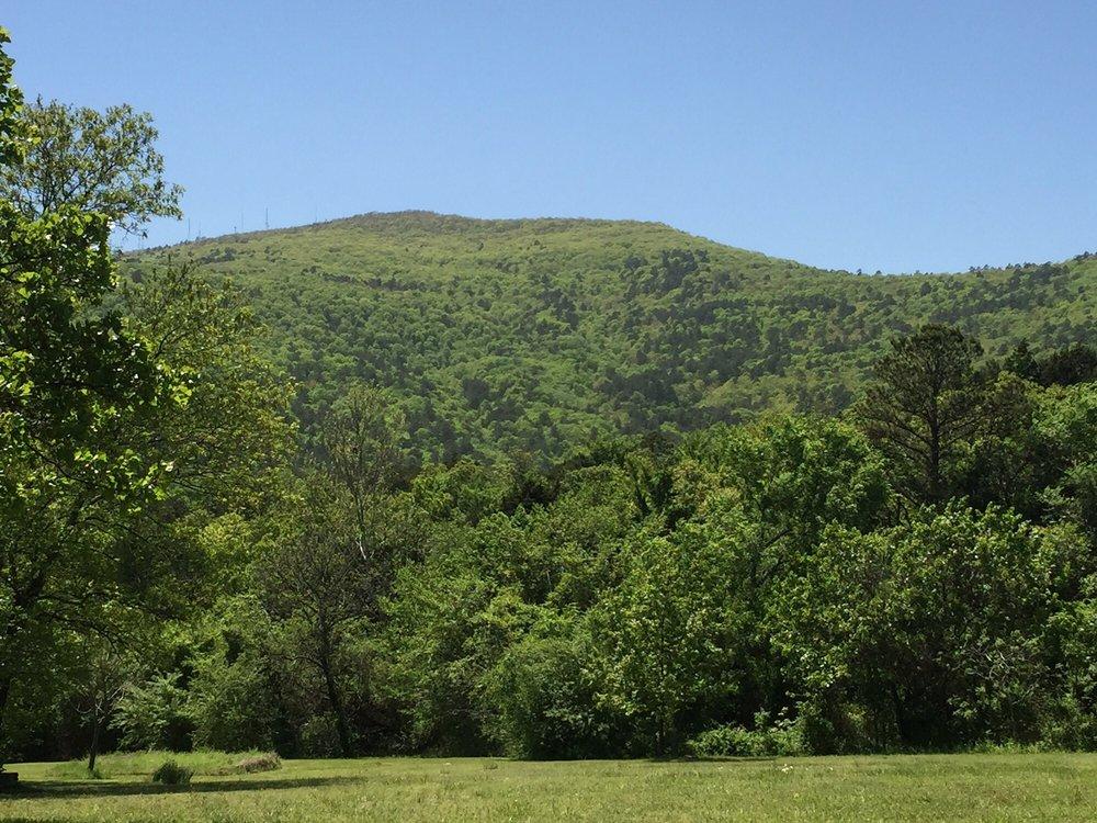 Cavanal Hill: Co Rd D1340, Poteau, OK