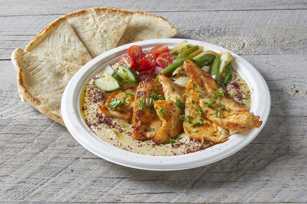 Food from EGE Mediterranean