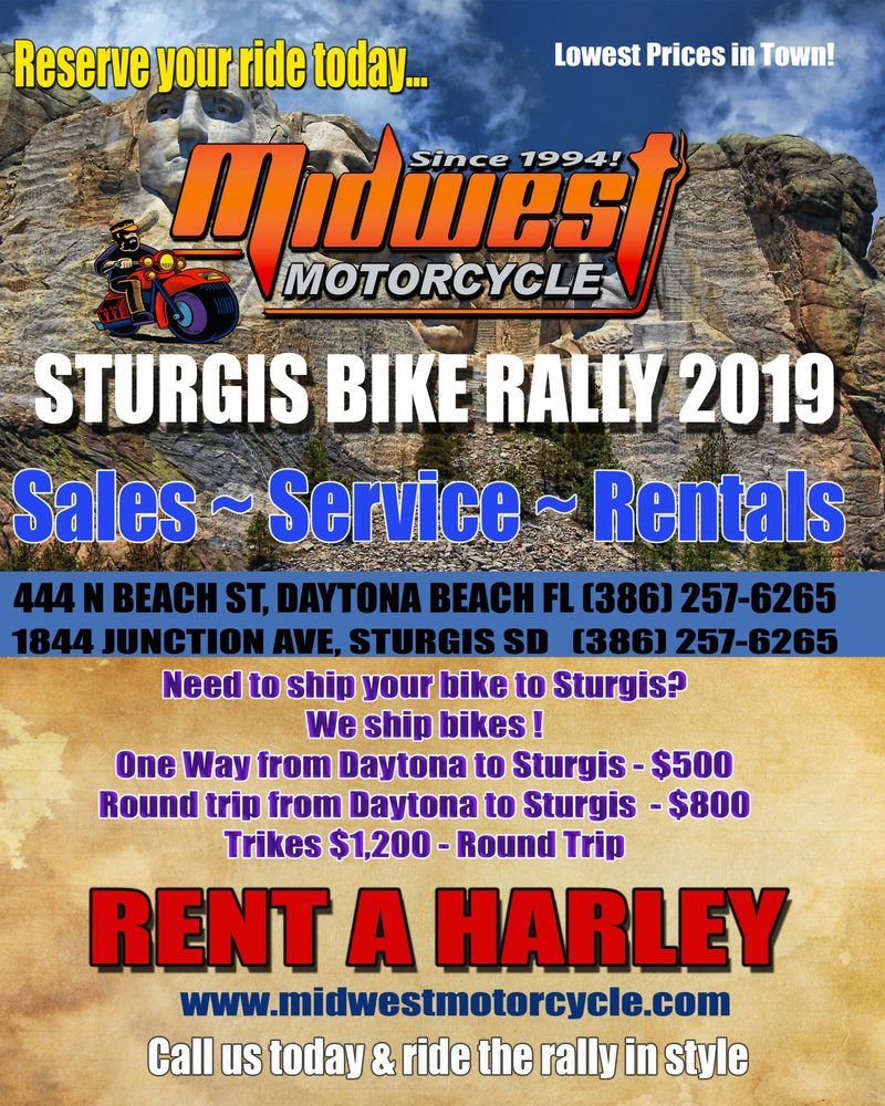 Midwest Motorcycle Daytona