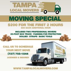Photo Of Tampa Local Movers Clearwater Fl United States