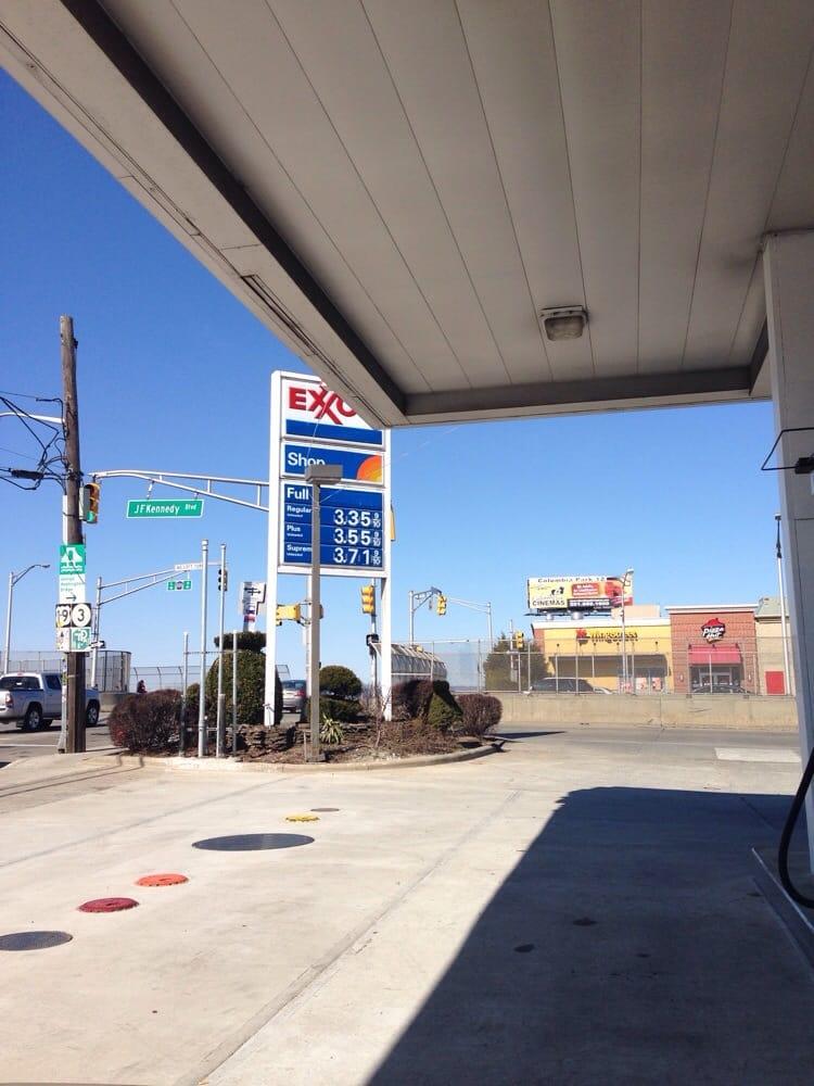 Exxon Gas Station - Gas Stations - 3100 Kennedy Blvd, Union
