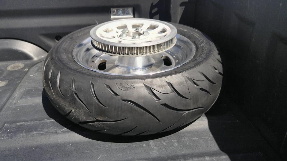 Woody's Wheel Works