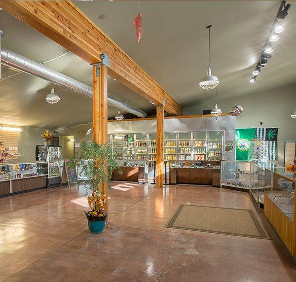Cannabis Superstore: 705 E 1st St, Cle Elum, WA